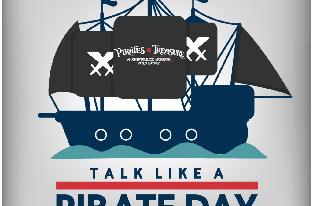 Talk Like a Pirate Day – September 19, 2018