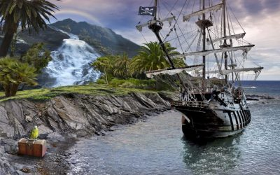 Pirate Flags – Fearsome Banners of Centuries Past