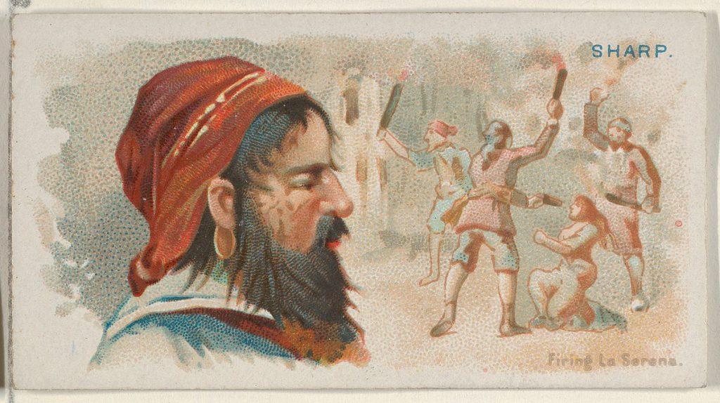 Bartholomew Sharp – The Unlucky Pirate Who Became A Legend